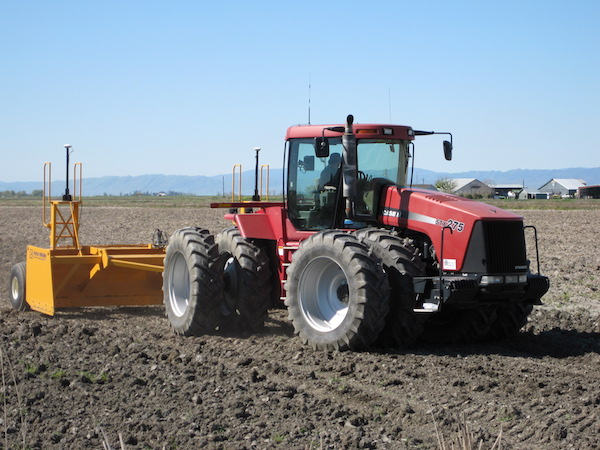 Trimble launches VerticalPoint RTK system