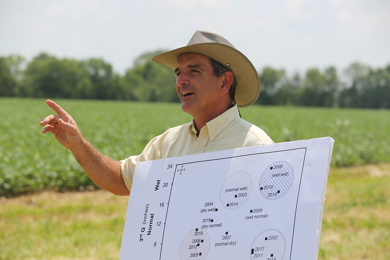 New data dives into drainage water recycling systems' effects on corn yield